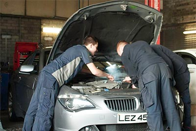 Vehicle Diagnostic Check